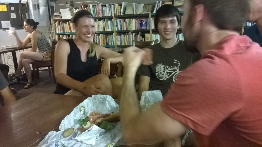 Spanish Conversation 2014-07-07