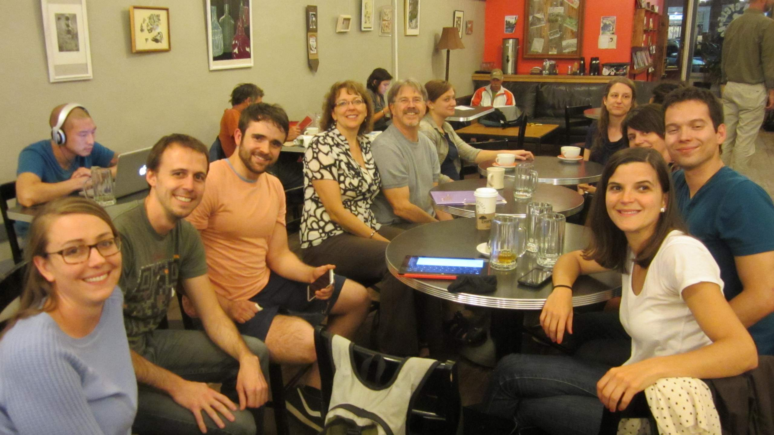 2014-10-06 Spanish Conversation